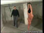 Hard-core bondage and brutal punishement flick scenes 6