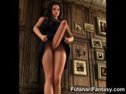 3D Futanari Babes with Monster Dicks!