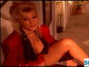 Jill Kelly 90s pornstar on playboy tv