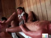 Ashton parker in amazing gay foursome 6 by bathroombait