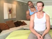 Hot massage for gay dude