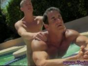 Youngest fisted gay twinks first time Daddy Poolside Pr