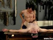 Gay movie of Wanked And Waxed To The Limit