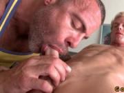 Blond cutie fucks his massage pro 7 by GotRub