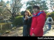 Pleasure In The Park free asian porn video 1 by GotCute