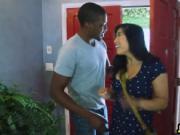 Asian pornstar Mia Li fucked hard by BBC in interracial