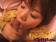 Asian teen has nice big natural tits 2 by TokyoBigTit