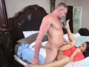 Horny Layla London getting wet and wild for large meaty