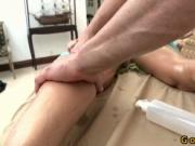 Stud gets his massive cock sucked 8 by GotRub