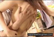 Japanese AV hot Model banged