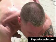 Extreme gay hardcore asshole fucking gay video 4 by Pap