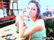 Bar hopping, Bartender cum-swapping 1 by BangTeamFive