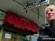 Czech girl Laura fucked in casinos toilet for some mone