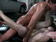 Three weird gay dudes banging in threesome 7 by GotHaze