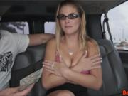 Sweet chick Kendra Lynn loves hard cock