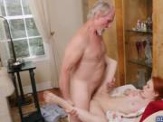 Dolly Little banging with old neighbor