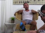 Old men boy gay porn Johnny Hazzard Stomps Ricky Larkin