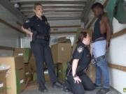 Police is coming and police cum Black suspect taken on