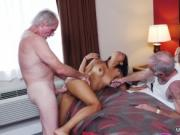 Wild petite and motel blowjob Staycation with a Latin H
