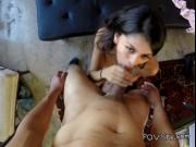 Secretary Sophia Leone Does BJ And Doggy For Boss