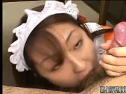 Asian maid pleases her boss .avi