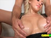 Cristi Ann has some big titties to play with all day