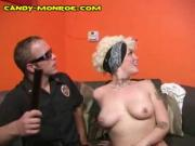 Cop Cuckolded by Black Bull