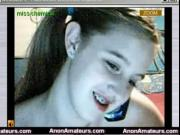 18yo naked stickam girl with braces
