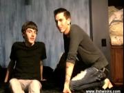 Twink video Zach Carter seems less jumpy on camera afte