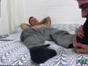 Teen boy black gay porn hard sex Caleb Gets A Surprise