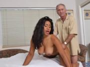 Busty nurse Jenna Foxx enjoys a hot fuck