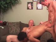 Nice black guy get shis very first big gay cock 5 by Fi