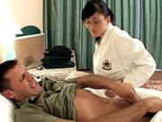 Sexu Nurse Stroke Dick