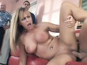 Wife Nicole Plays Around