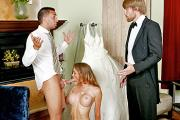 Bride\'s best man\'s got a big dick