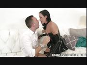 Brazzers - Breanne Benson dressed in leather and ready to play