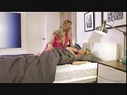 Blonde Lesbians Cherie DeVille And Jessa Rhodes