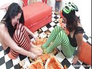 Jayden Jaymes Lesbian Halloween