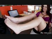Anissa Kate Glorious Footjob HD