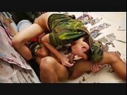 Asian Twinks Jason and David Bareback