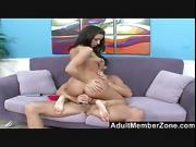 AdultMemberZone Beautiful Babe Takes on a Monster Cock