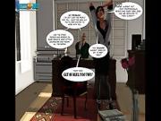 3D Comic Vox Populi