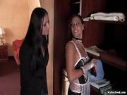 Jessica Girl and Veronica Sanchez are bisexual gir