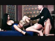 Jasmine Jae and Tamara Grace Casino Erotica Scene 1080p HD