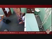 Sensual nurse gets fucked