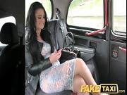 Adventures of a taxi cab with big tits and tight pussys