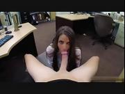 Hot fuck in the office