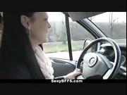 BFFS - Horny Euro Teens Go On Steamy Road Trip