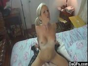 Single mom is a secret cam lover