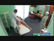 FakeHospital Thick beautiful blonde let's the doctor do as he pleases